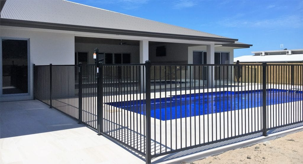 Aluminium Pool Fencing